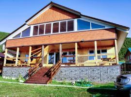 Talisman mini-hotel, family hotel in Bol'shoye Goloustnoye
