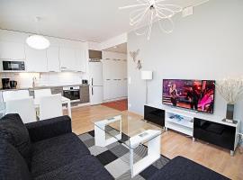 Pro Apartments 5, hotel in Vaasa