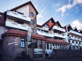 Der LIPPISCHE HOF, hotel in Bad Salzuflen