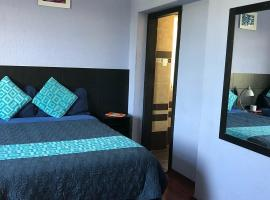 Hostal Alua Rio, hotel em Quito
