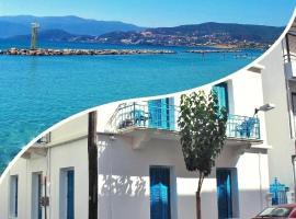Marika's Traditional House, pet-friendly hotel in Agios Nikolaos