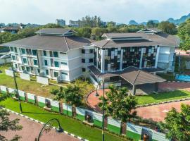 RPGC Garden Hotel, hotel di Ipoh