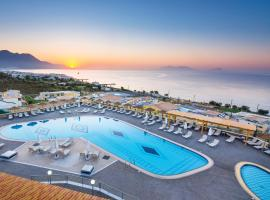 Grand Blue Beach Hotel, hotel near Aquatica Water Park, Kardamaina