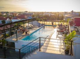 Onederz Siem Reap, hotel en Siem Reap
