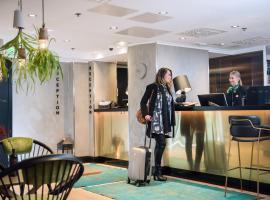 Hotel Verso, hotelli kohteessa Jyväskylä