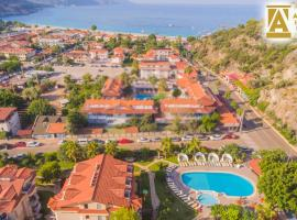 Ata Lagoon Beach Hotel, отель в Олюденизе