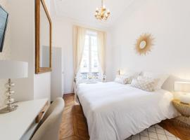 Maison de Lignières - Bed & Breakfast - Paris quartier Champs-Elysées, B&B in Paris