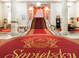 Legendary Hotel Sovietsky, hotel in Moscow