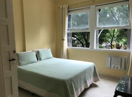 Dzīvoklis dani apartamento copa Riodežaneiro