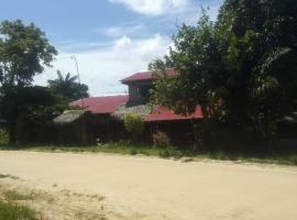Villa Silvia Casa Rustica Familiar, guest house in Santo Tomas