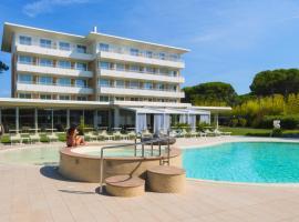 Hotel San Marco, hotel poblíž významného místa Baseleghe Marina, Bibione