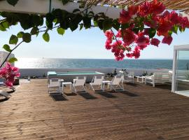 La Chiaja art&relais, hotel with pools in Castellammare di Stabia