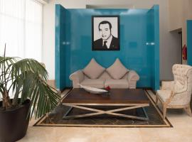 ONOMO Hotel Rabat Terminus, Hotel in Rabat