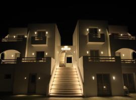 Theasis Luxury Suites, hotel near Agiassos Beach, Schinoussa