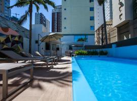 Santa Inn Hotel, hotel near Camboriu Praia Shopping Mall, Balneário Camboriú