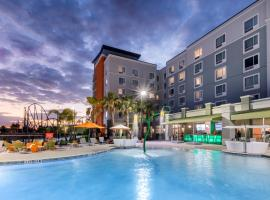 TownePlace Suites by Marriott Orlando at SeaWorld, hotel near Visit Orlando's Official Visitor Center, Orlando