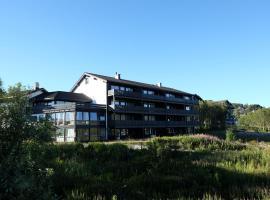 Fjelltun Fritidsleiligheter, leil. 405 og 407, apartment in Geilo