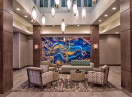 Hilton Garden Inn Little Rock Downtown, hotel near Bill and Hillary Clinton National Airport - LIT,