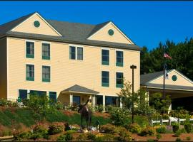 Hampton Inn Freeport/Brunswick, Hotel in Freeport