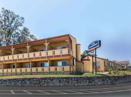 Howard Johnson by Wyndham Santa Cruz Beach Boardwalk, hotel in Santa Cruz
