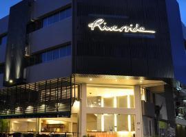 Riverside Boutique Hotel,關丹的飯店