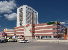 Vega Hotel, отель в Тольятти