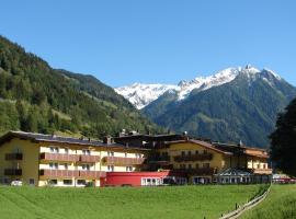 Hotel-Restaurant Lampenhäusl, Hotel in der Nähe von: Golfclub Goldegg, Fusch an der Glocknerstraße