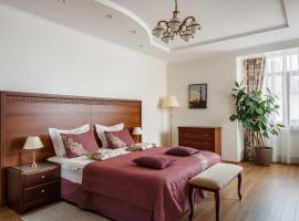 Hotel Yuzhnaya Bashnya, hotel in Krasnodar