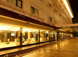 Emilia Hotel by Amazing, spa hotel in Palembang