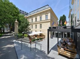 LOFT Premium & Wilson Palace, отель в Братиславе