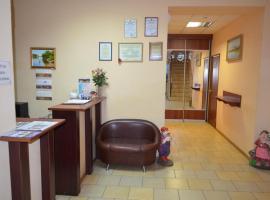 Kovcheg Econom Hotel, economy hotel in Borisoglebskiy