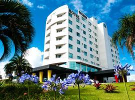 Favorita Golden Hotel e Eventos, hotel near Rita Maria Passenger Terminal, São José
