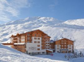 Le Chalet du Mont Vallon Spa Resort, hotel in Les Menuires
