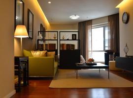 Jiu Du Hui Serviced Apartment, Ferienwohnung in Peking