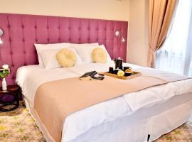 Hotel Capitolina City Chic, hotel in Cluj-Napoca