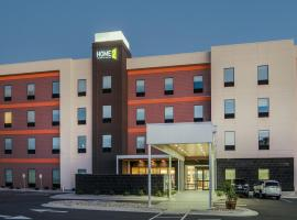 Home2 Suites By Hilton Austin Airport, hotel in Austin