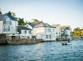 The Old Quay House Hotel, hotel in Fowey