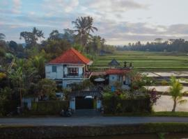Umah Bali Villa, pet-friendly hotel in Ubud