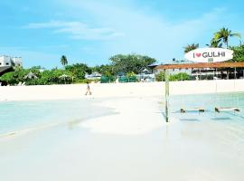 Gurus Maldives at Gulhi Island, vacation rental in Gulhi