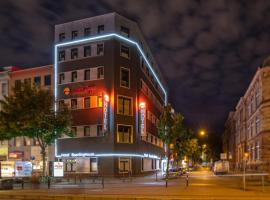 sevenDays Hotel BoardingHouse Mannheim, pet-friendly hotel in Mannheim