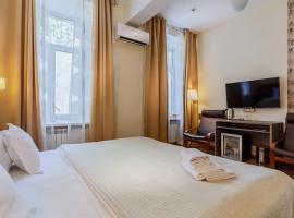 Jazz Hotel, hotel near Bitsa Park, Moscow