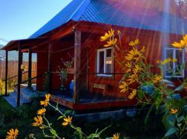 Semeinyi, guest house in Goryachinsk
