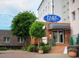 Parkhotel Neubrandenburg, Hotel in Neubrandenburg