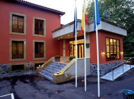 Parador de Gijón, hotel en Gijón