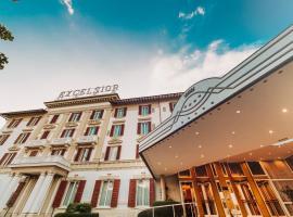 Grand Hotel Excelsior、キアンチャーノ・テルメのホテル