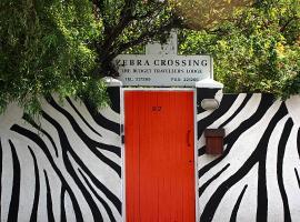 Zebra Crossing Backpacker, hostel in Cape Town