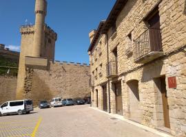 Apartamento Castillo de Olite, hotel in Olite