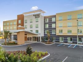 Fairfield Inn & Suites by Marriott St Petersburg North, hotel near Treasure Island Golf Tennis Recreation Center, St Petersburg