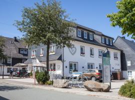 Das kleine Altstadthotel, hotel near St.-Georg-Schanze, Winterberg