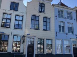 De Stadsdruckery Goes, complete house to yourself!, hotel dicht bij: Galerie Atelier De Kaai, Goes